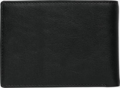 Antiskimming plånböcker från Swiss Peak med reklamtryck