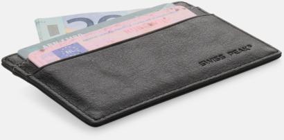 RFID-antiskimming korthållare från Swiss Peak med reklamtryck