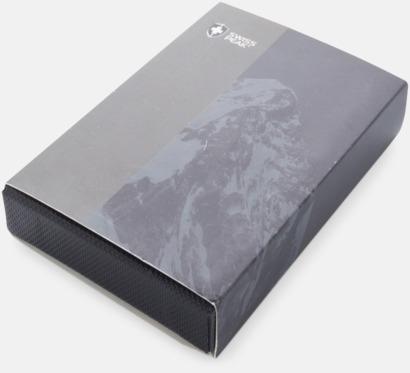Presentförpackning RFID-antiskimming korthållare från Swiss Peak med reklamtryck