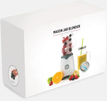 Presentförpackning Trendig mixer med reklamtryck