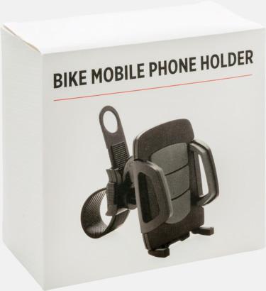 Presentförpackning Mobilhållare för cykel - med reklamtryck