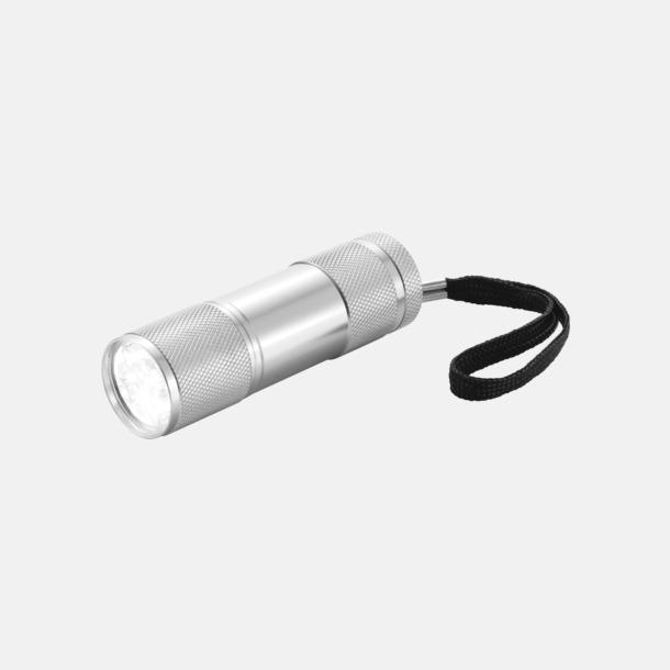 Silver Ficklampor i många färger med reklamtryck