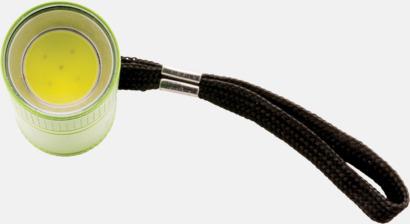 Små COB-ficklampor med reklamtryck