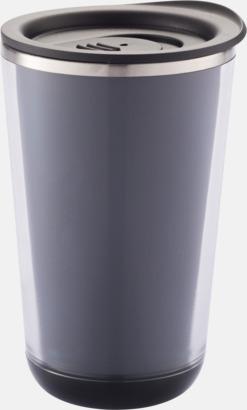 Återvinningsbara termosmuggar med reklamtryck