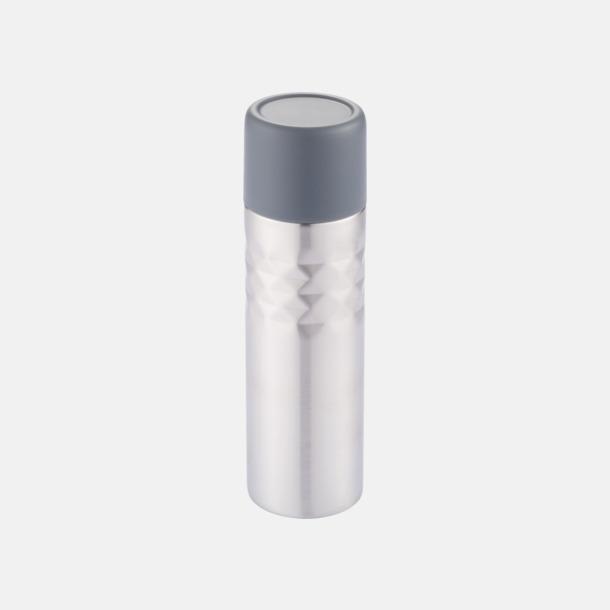Silver 0,5 l termosflaskor med reklamtryck