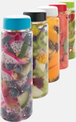 Vattenflaskor med behållare - med reklamtryck