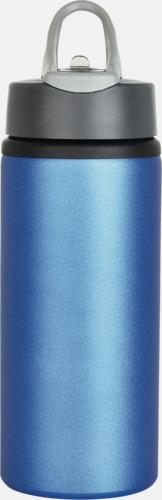 60 cl vattenflaskor i aluminium med reklamtryck