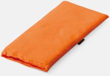 Kudde för pakethållaren med reklamtryck