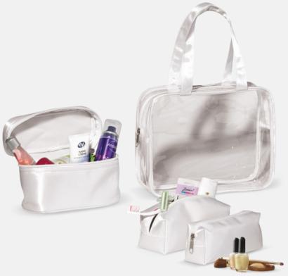 3 necessärer med väska - med reklamtryck