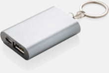 Nöd-powerbanks med reklamtryck