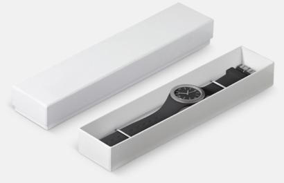 Presentförpackning Välj urtavla till silikonklockor med reklamtryck