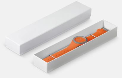 Klockor med silikonband med reklamtryck
