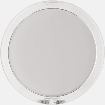 Fickspegel med 2 speglar - med reklamtryck