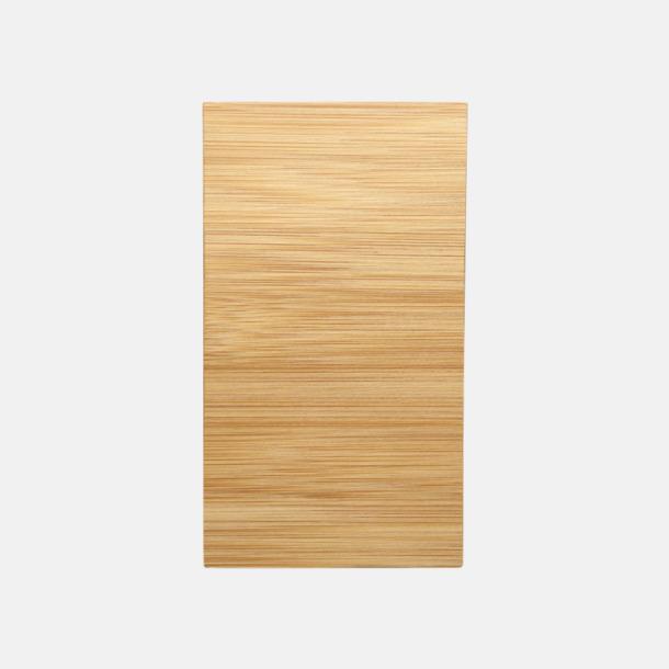 Hållare Set med köksredskap i trä med reklamtryck