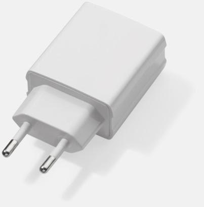 USB-kontakter med reklamtryck