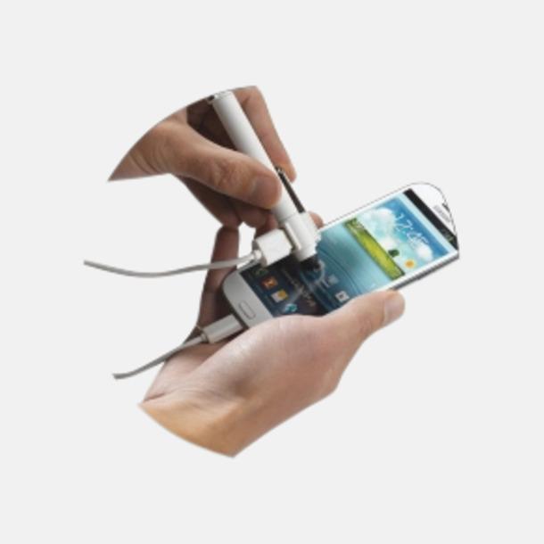 Penna och powerbank i 1 - med reklamtryck