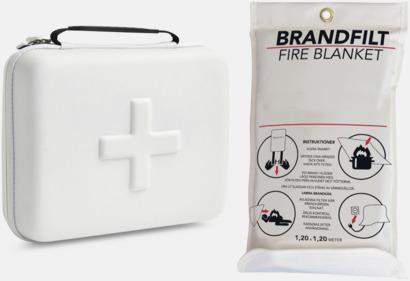 Paket 3 Brandkit i presentlåda med eget tryck