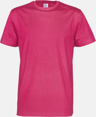 Cerise (herr) Multicertifierade t-shirts med reklamtryck