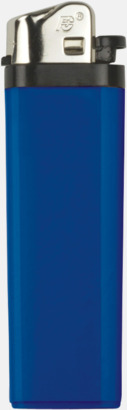 Blå Billiga engångständare med reklamtryck