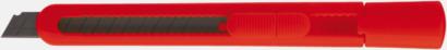 Röd Brytknivar med lock - med reklamtryck