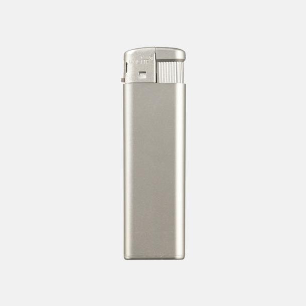 Silver Förgyllda tändare med reklamtryck