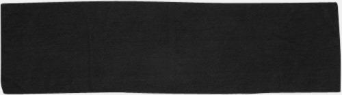 Svart (30 x 110 cm) Microfiber handdukar i 3 storlekar med reklambrodyr