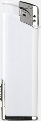Tändare med lampa med reklamtryck