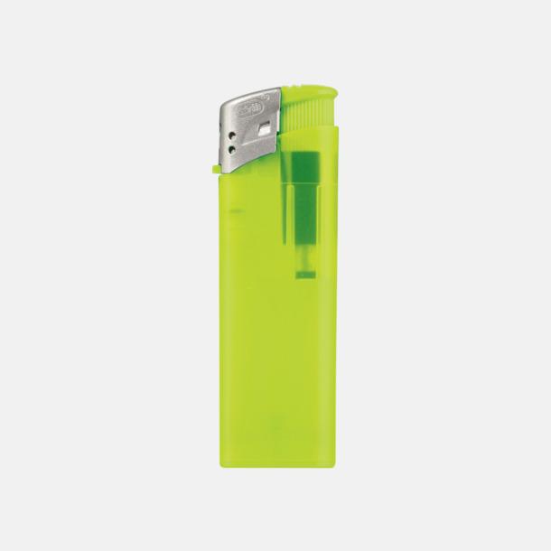 Ljusgrön Frostade tändare med reklamtryck
