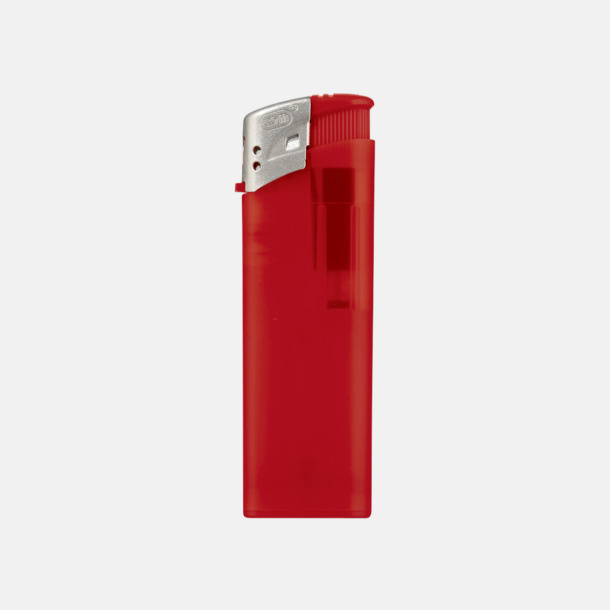 Röd Frostade tändare med reklamtryck