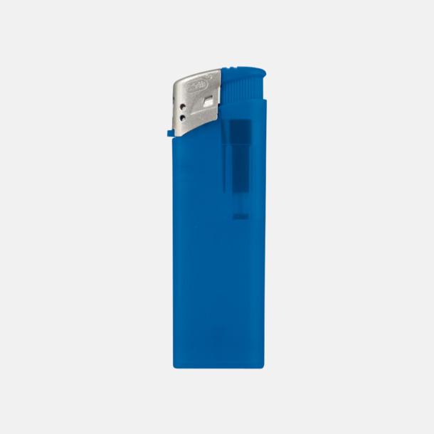 Ljusblå Frostade tändare med reklamtryck