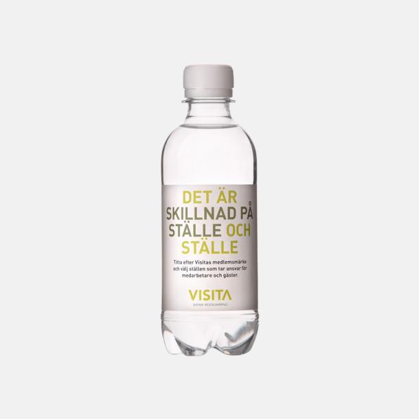 Standardetikett (ingår) Vatten med egen etikett