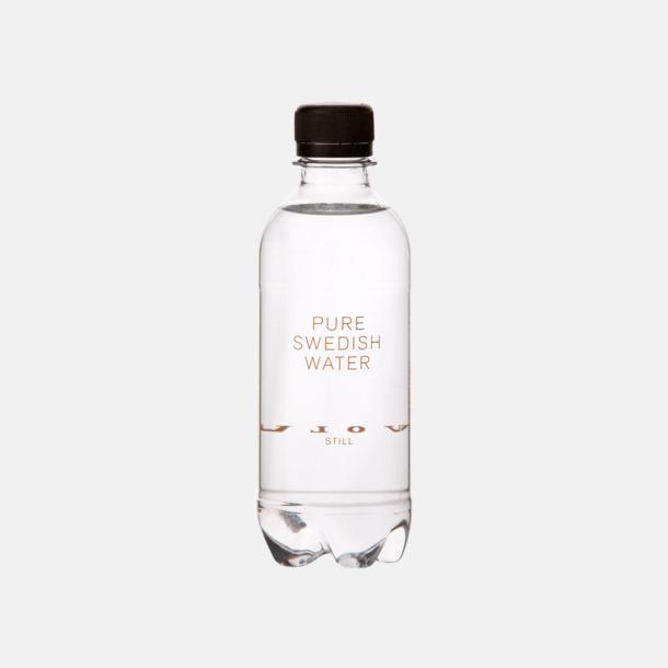 Screentryck på flaska Vatten med egen etikett