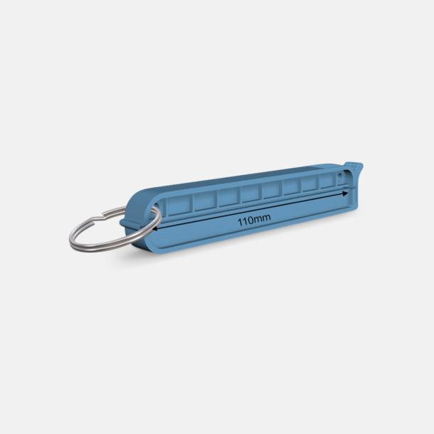 Blå (110 mm) Påsklämmor med sprängring