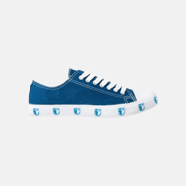 Tryck runt sula Egendesignade sneakers