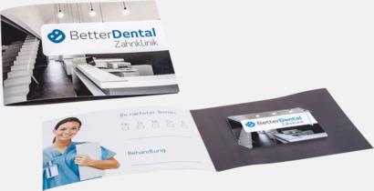 Dentocard Dentocard med tandtråd med eget tryck