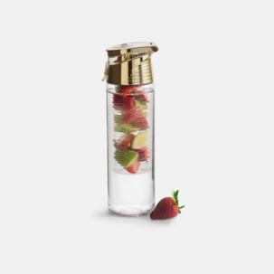 Vattenflaskor med fruktkolv från Sagaform