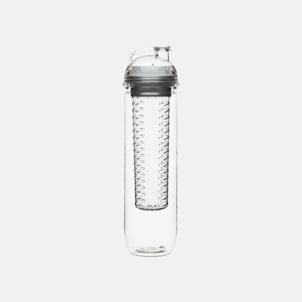 Klar Sportiga vattenflaskor med fruktkolv från Sagaform