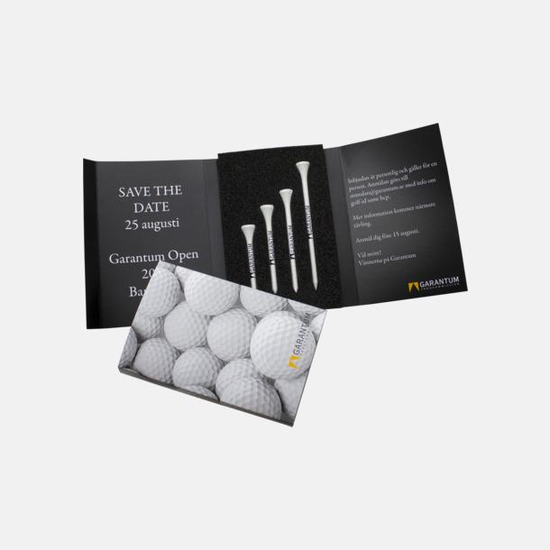 Digitaltryck Golf Inbjudningskort - Fodral för golfinbjudningar