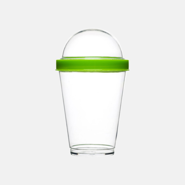 Grön Yoghurtmuggar från Sagaform med reklamtryck