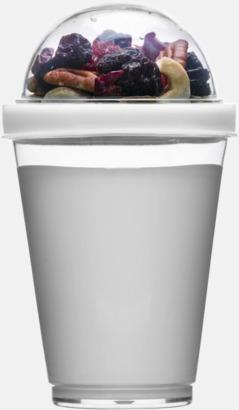 Yoghurtmuggar från Sagaform med reklamtryck