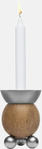 Ljusstakar från Sagaform med reklamtryck
