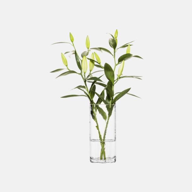 Höga vaser från Sagaform med reklamtryck
