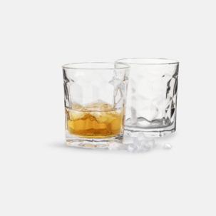 2-pack whiskyglas från Sagaform med reklamtryck