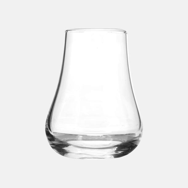 Transparent 2-pack whiskeyprovarglas från Sagaform med reklamtryck