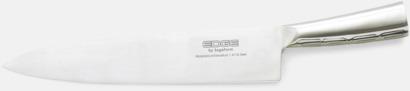 Silver Längre kockknivar från Sagaform med reklamtryck
