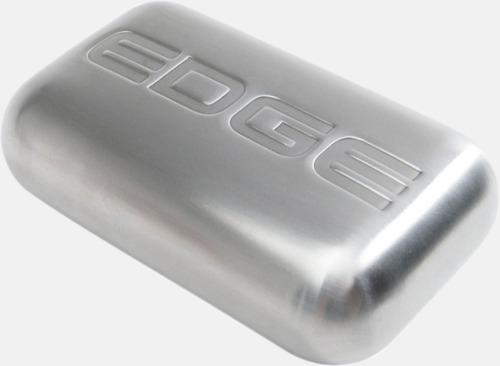 Silver Metalltvålar från Sagaform med reklamtryck