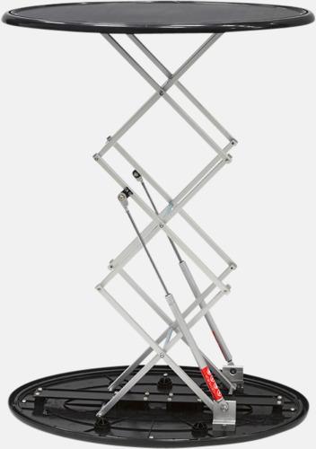 Skelett Podium bord med automatisk uppfällning med eget tryck