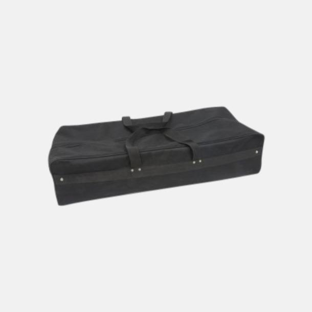 Transportväska (ingår) Mässväggar i tyg med eget tryck