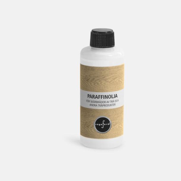 Paraffinolja (se tillval) Osthyvlar från Sagaform med reklamtryck