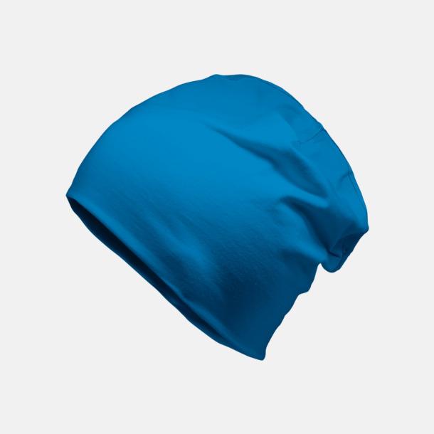 True Blue Bomullsmössor med egen reklamlogga